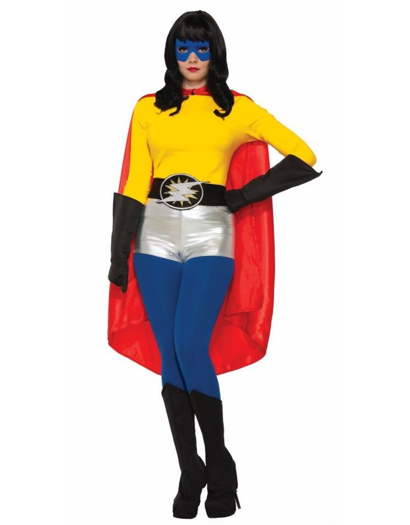 Forum Adult Hero Cape Red