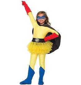 Forum Child Hero Gauntlets Red