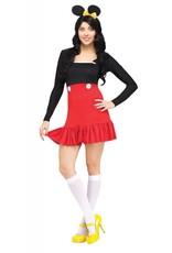 Funworld Miss Mickey XS