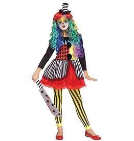 Funworld Freakshow Clown Girl