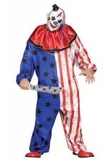 Funworld Evil Clown Adult OS