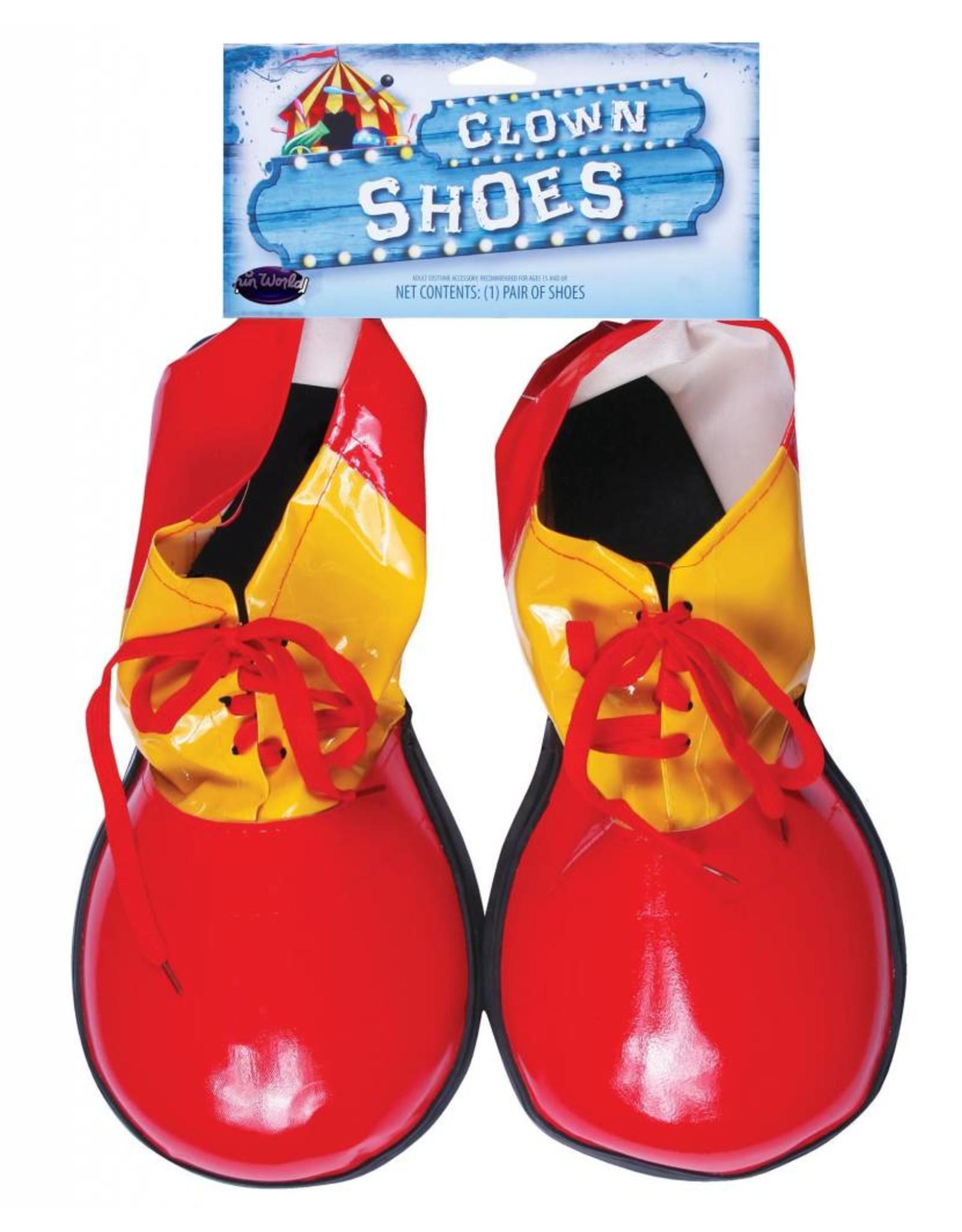 Funworld Clown Shoes
