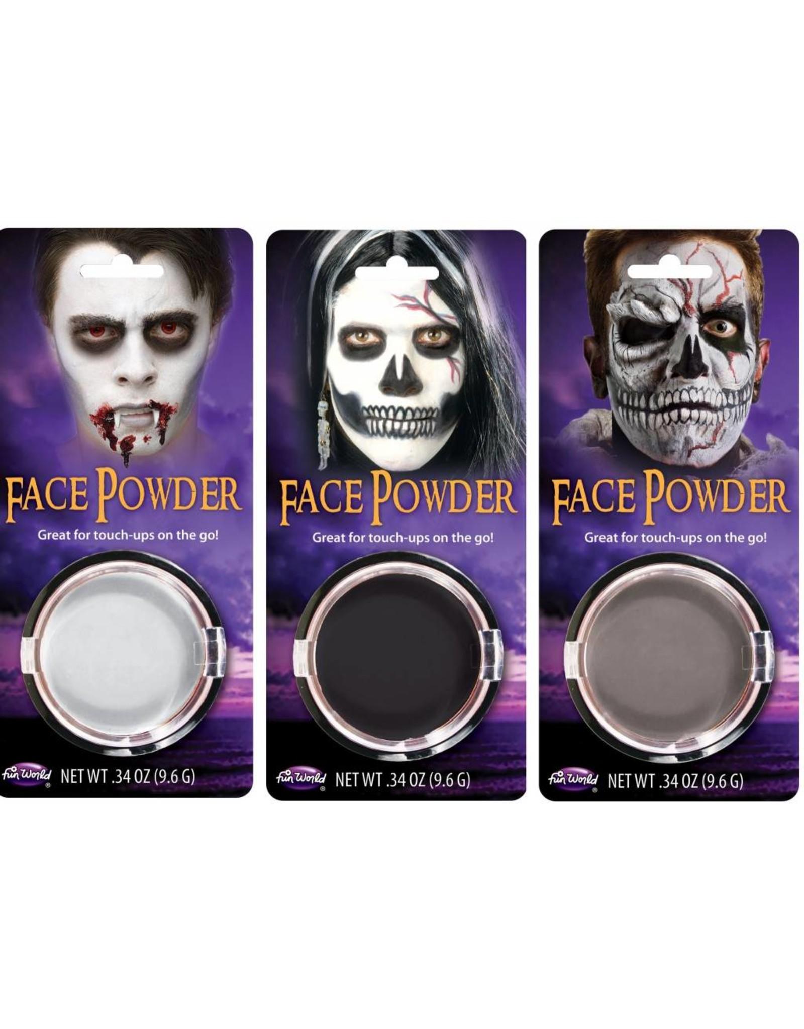 Funworld Face Powder White