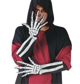 Funworld Skeleton Long Gloves