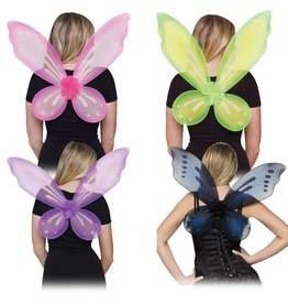 Funworld Fairy Wings Asst.