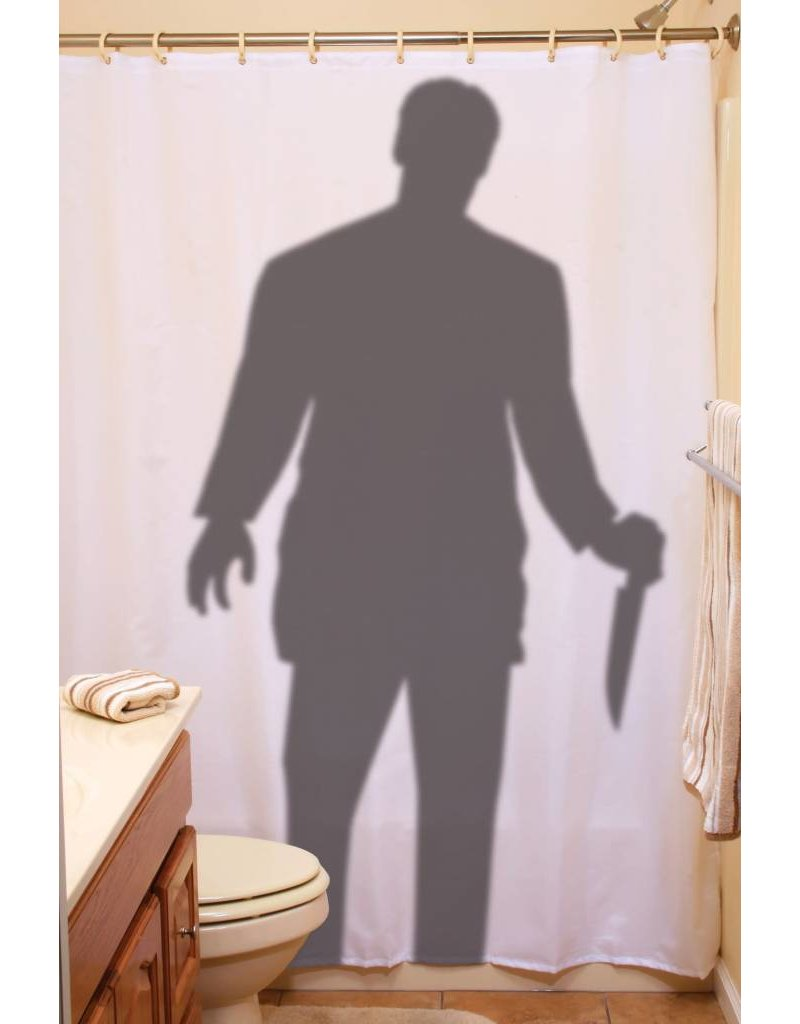 Funworld Bloody Shower Curtain