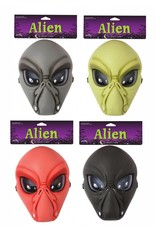 Funworld Alien Masks Asst.