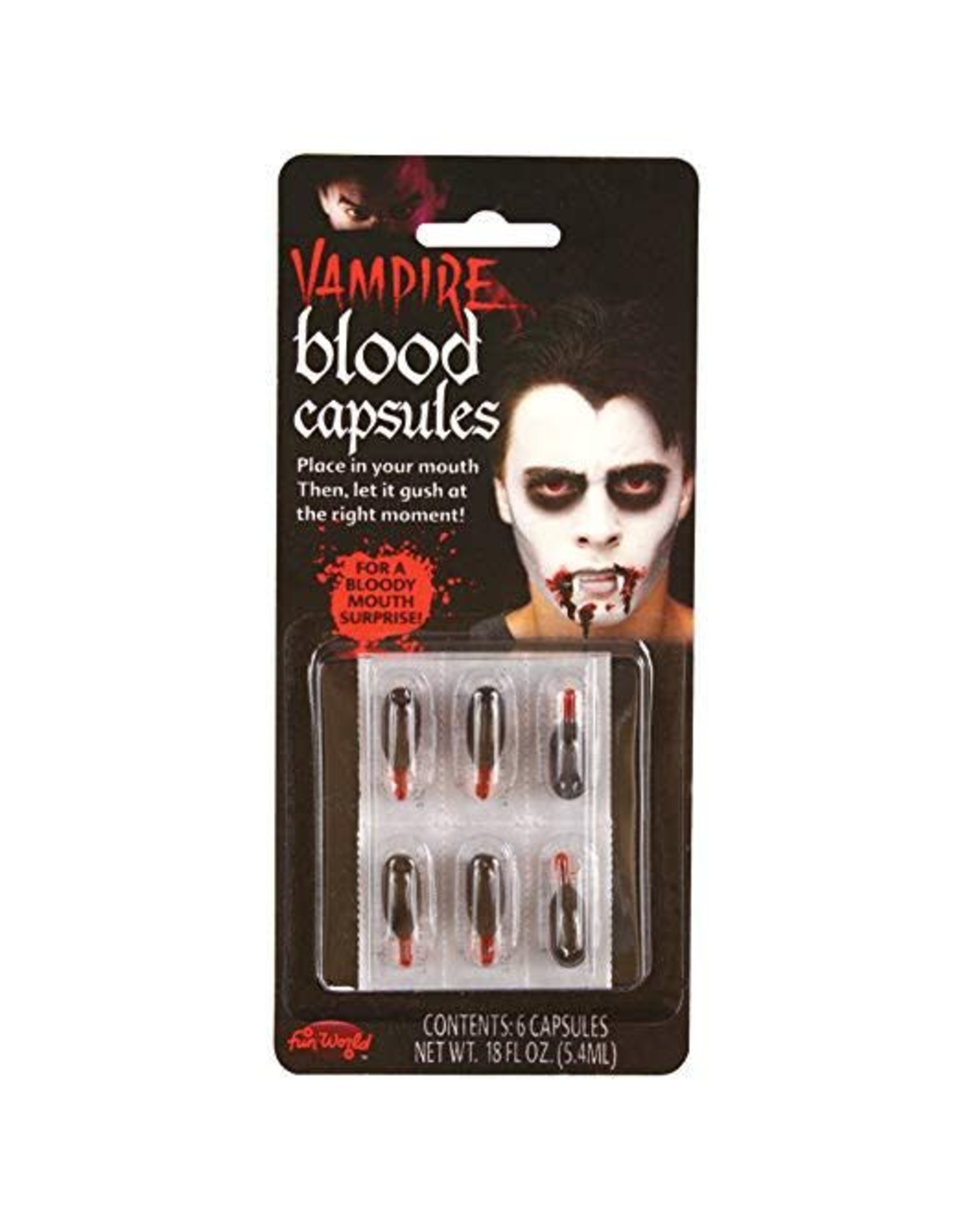 Funworld Vampire Blood Caps