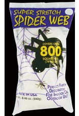 Funworld Spider Web 800 sqft