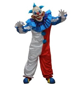 Ghoulish Dammy Clown Costume
