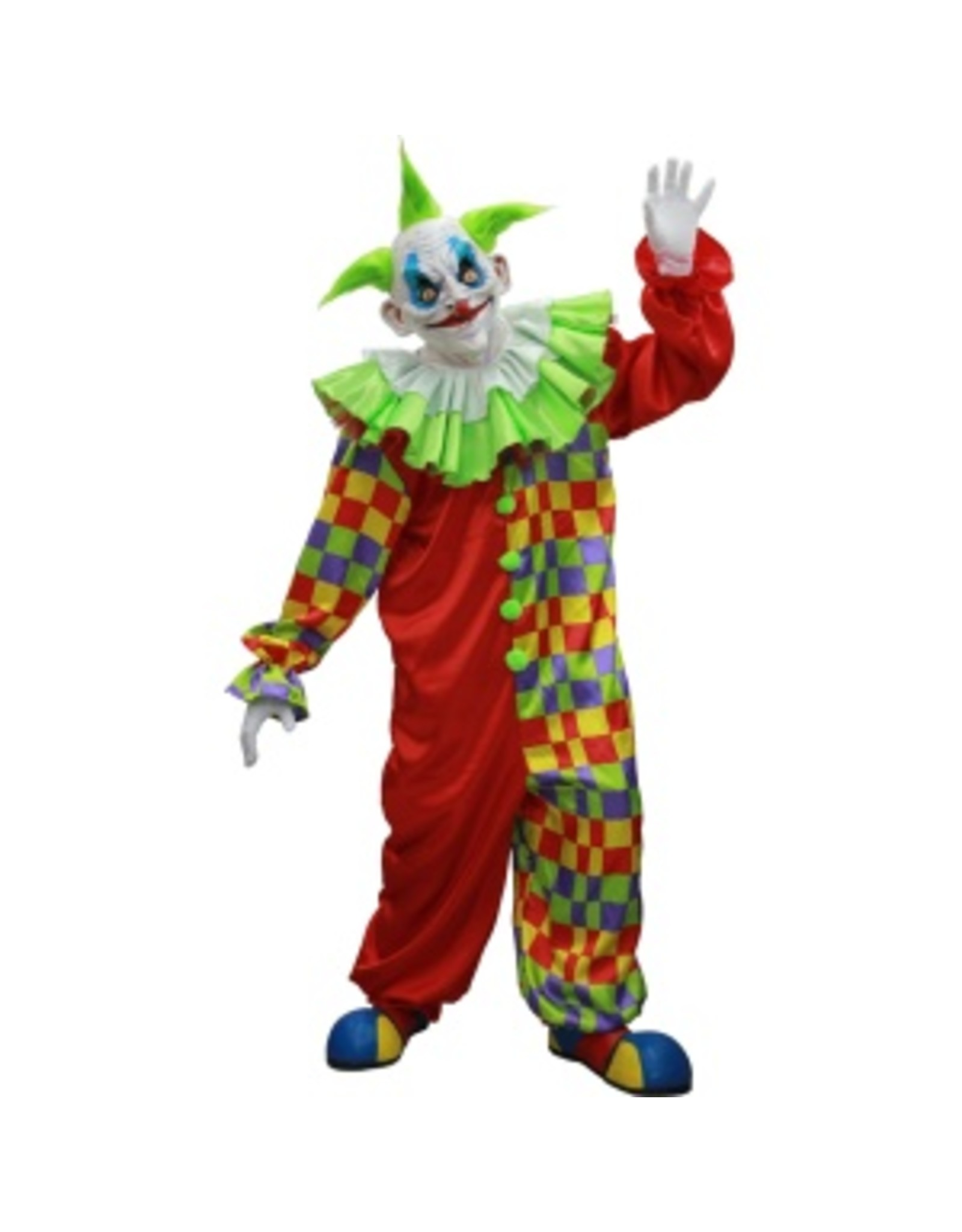 Ghoulish Old Clown Costume