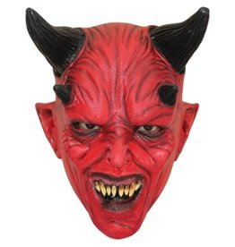 Ghoulish Devil Kids Mask