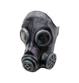 Ghoulish Smoke Black Mask