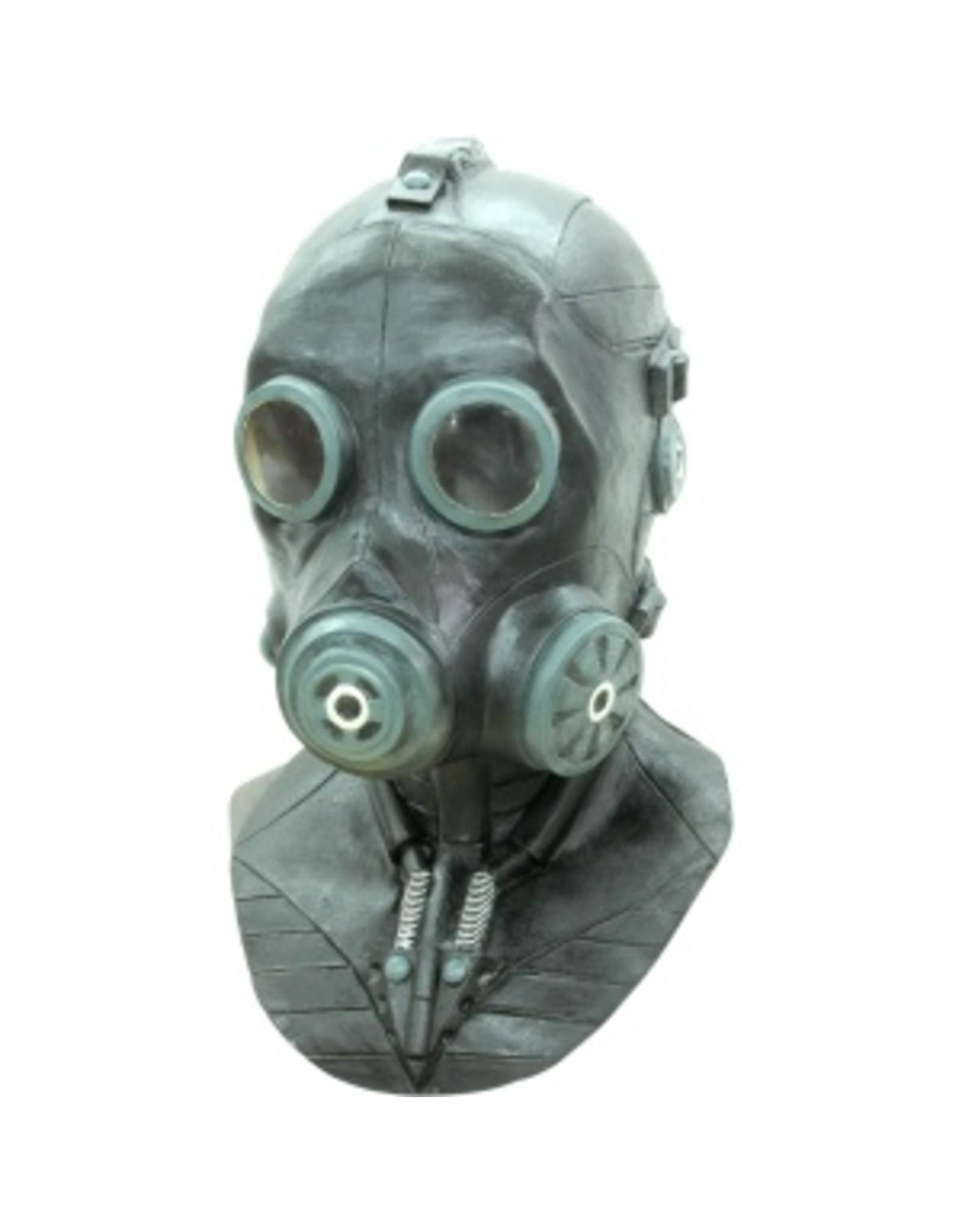 Ghoulish Smoke Deluxe Mask
