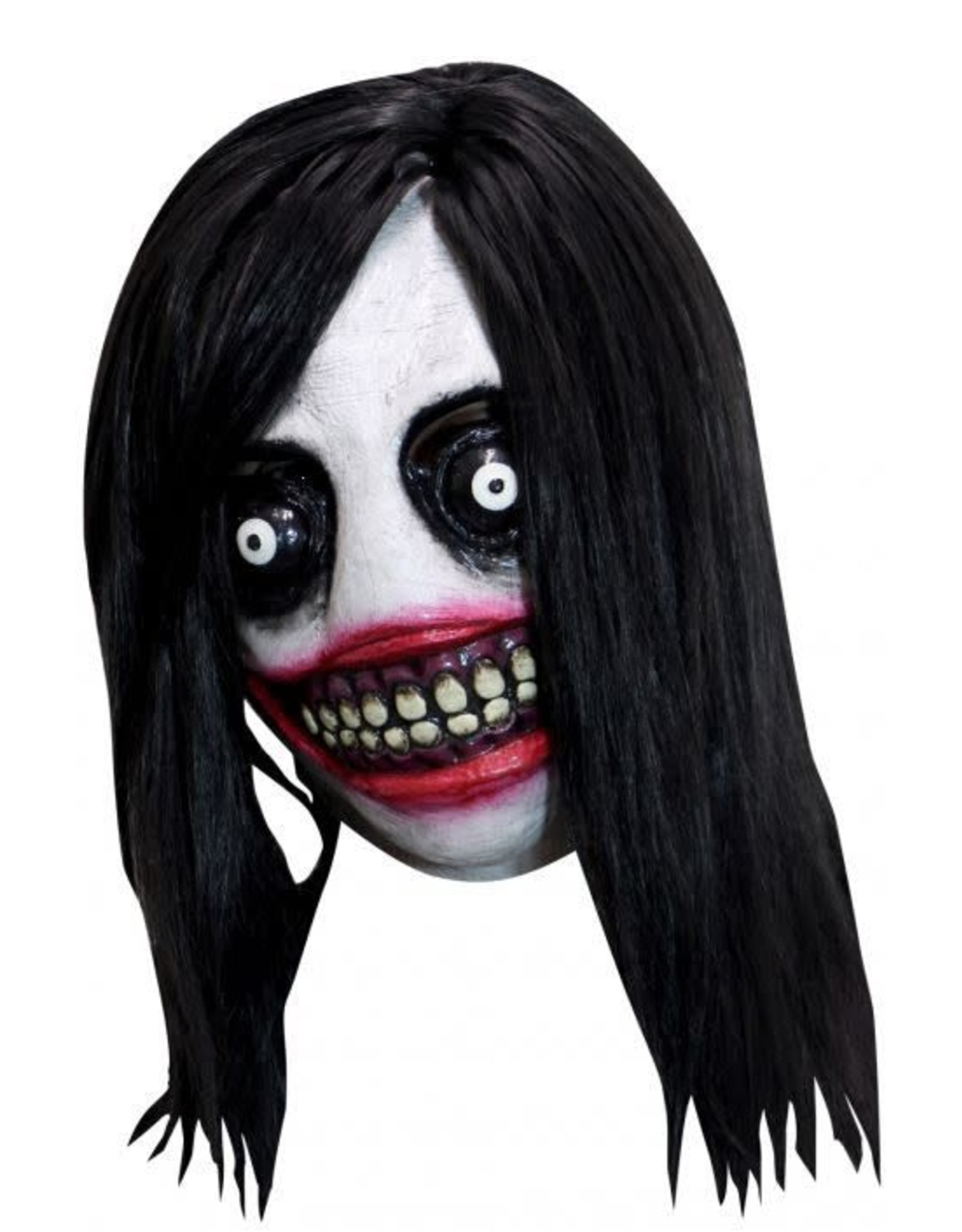 Ghoulish Creepypasta J the Killer Mask