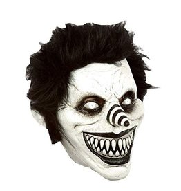 Ghoulish Creepypasta Laughing Jack Mask