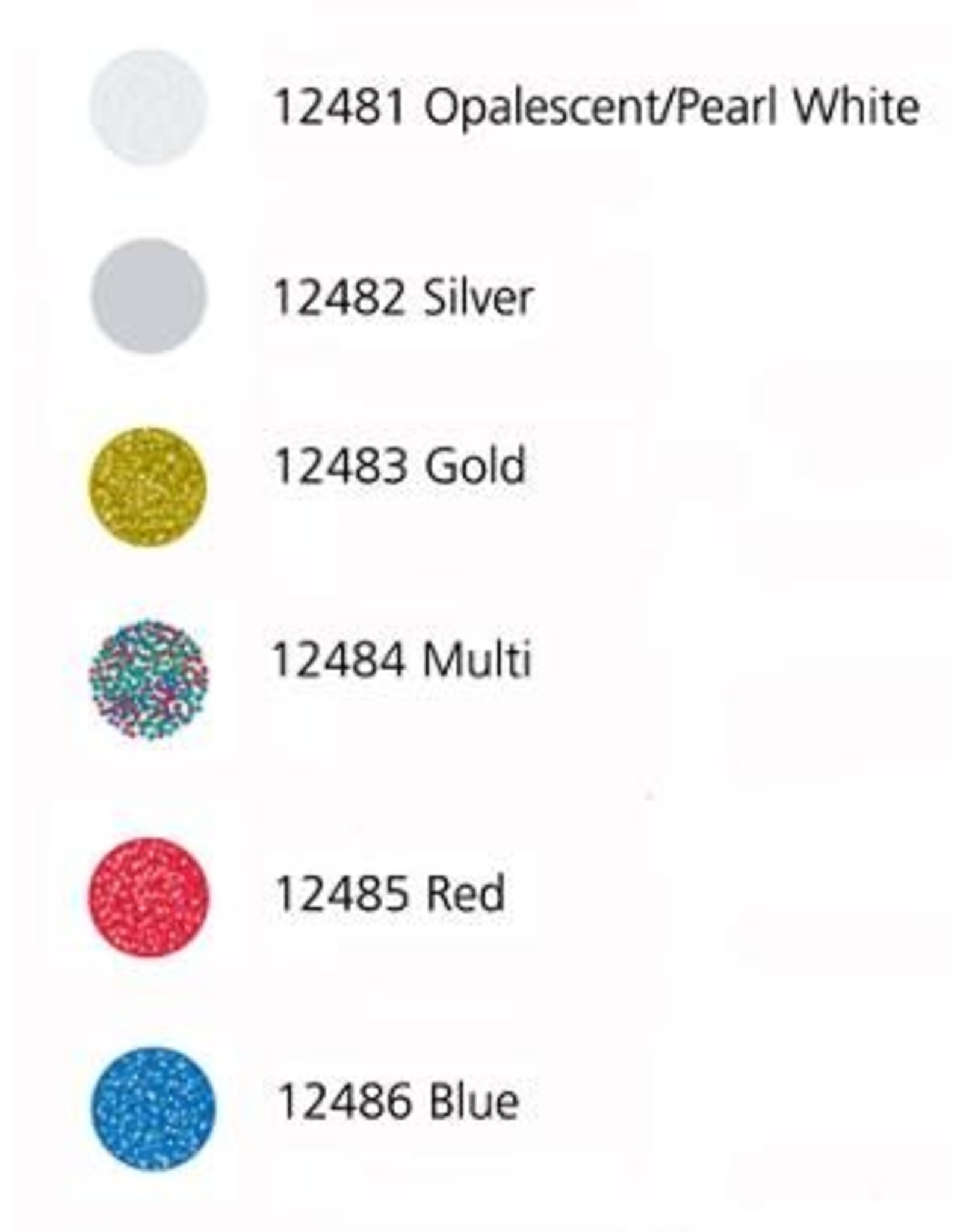Graftobian Silver Glitterspray