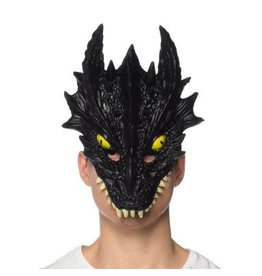 HMS Dragon Mask Black