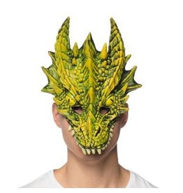 HMS Dragon Mask Green