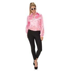 Rubies Pink Ladies Jacket Plus