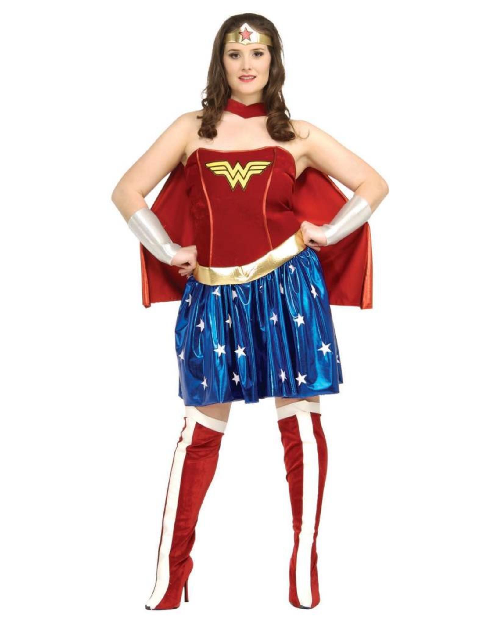 Rubies Wonder Woman Plus