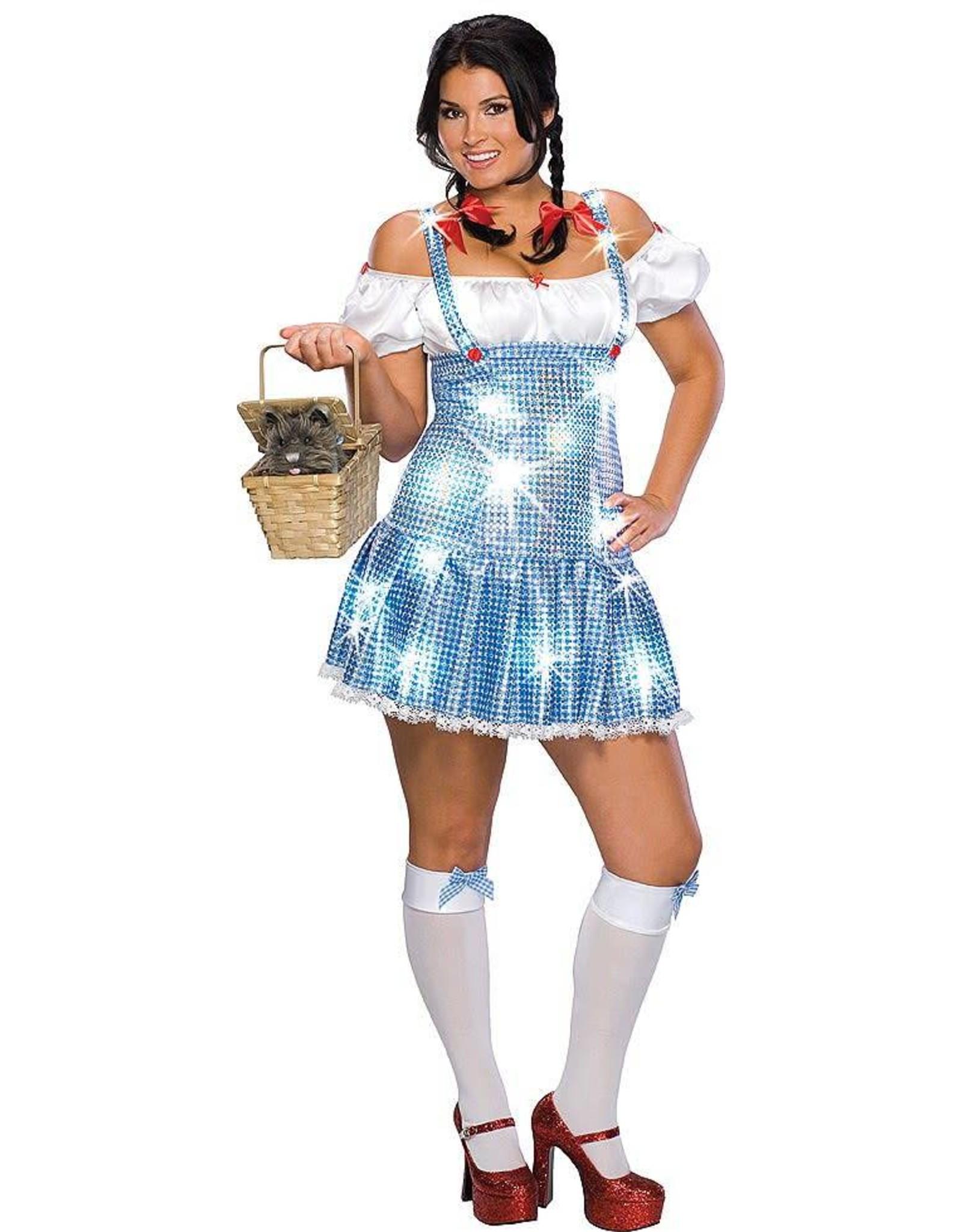 Rubies Dorothy Plus