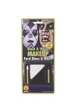 Rubies Black/White Makeup