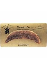 Rubies Basic Mustache Grey
