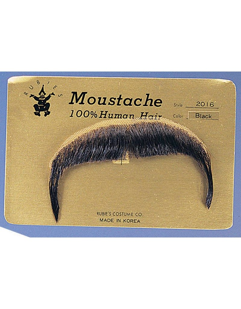 Rubies Zapata Mustache Black
