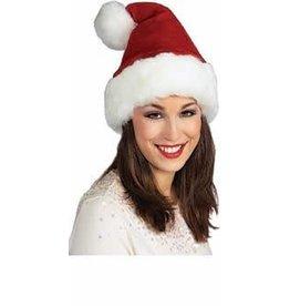 Rubies Deluxe Santa Hat