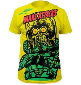 Impact Merchandising Big Yellow Martian Tee