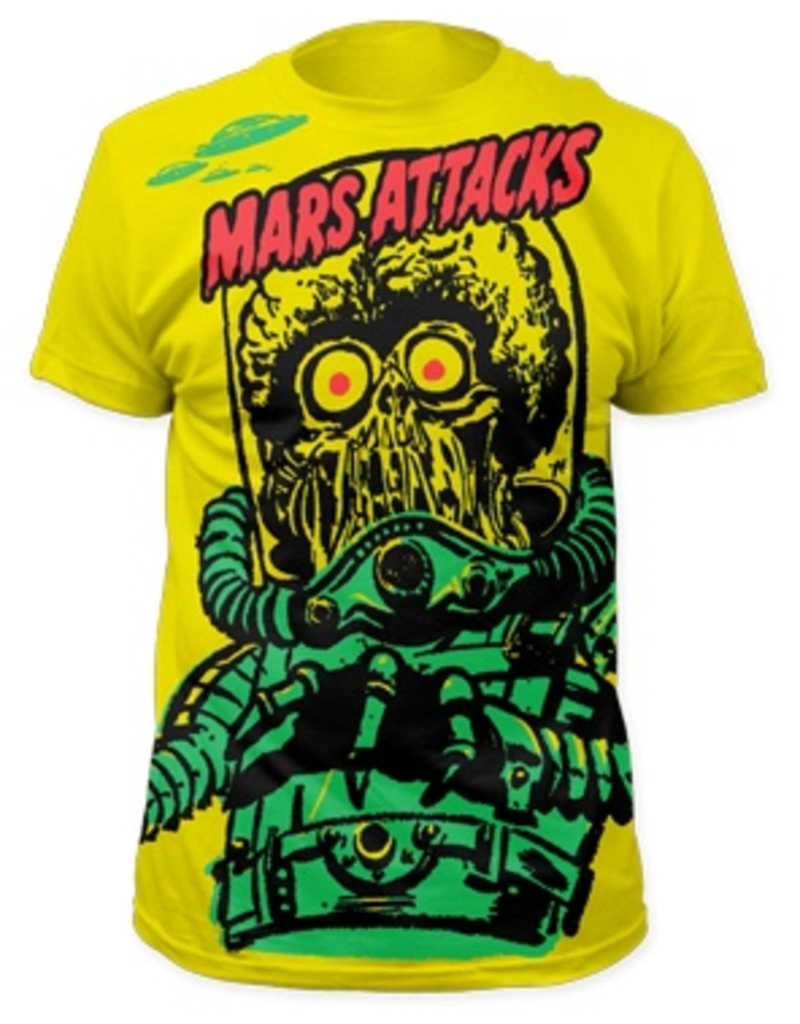 Impact Merchandising Big Yellow Martian Tee