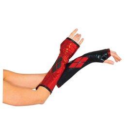 Rubies Harley Quinn Gloves