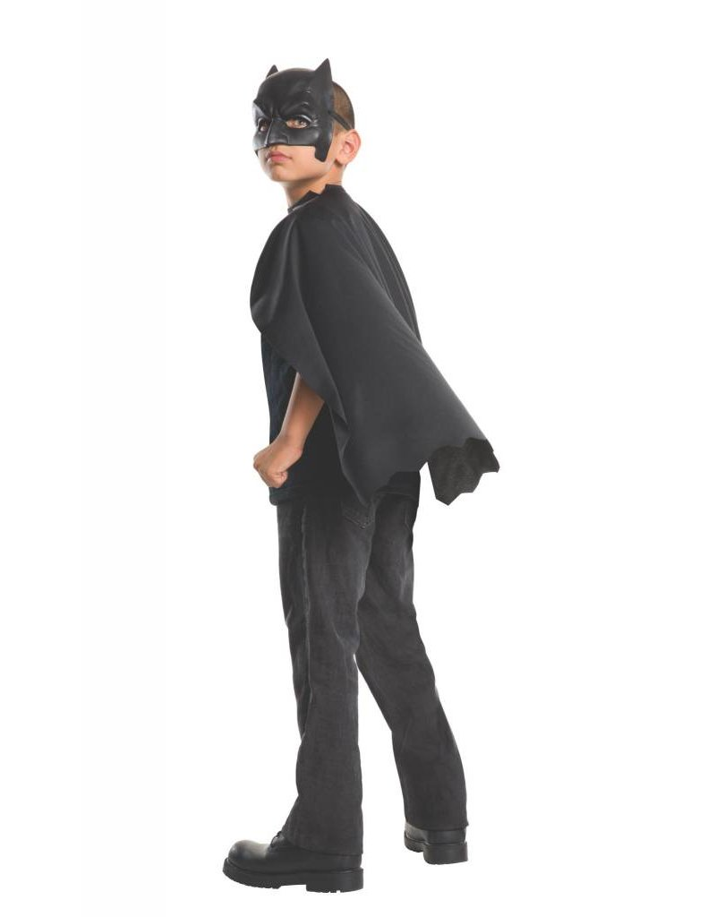 Rubies DOJ Child Batman Cape/Mask