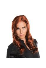 Rubies Black Widow DLX Wig
