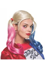 Rubies Suicide Squad Harley Wig