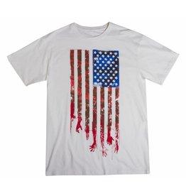 Impact Merchandising Walking Dead Flag Tee