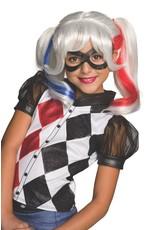 Rubies DCGirls Harley Quinn Wig