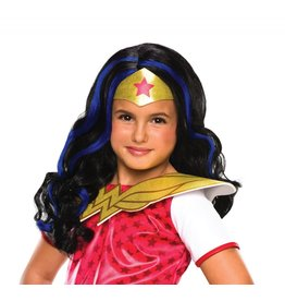 Rubies DCGirls Wonder Woman Wig