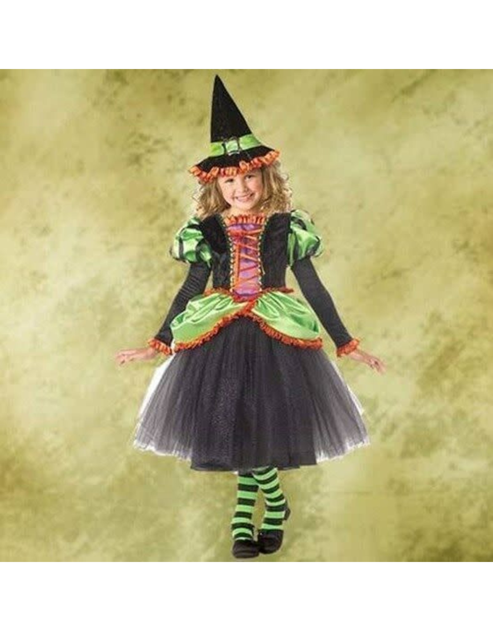 Incharacter Storybook Witch