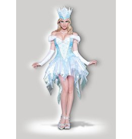 Incharacter Sexy Snow Queen