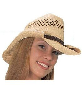 Jacobson Rolled Brim Cowboy Hat