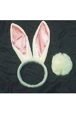 Jacobson Bunny Ears & Tail