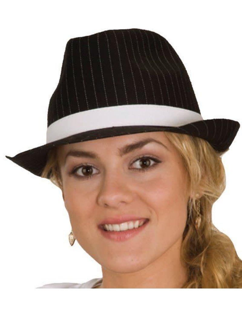 Jacobson Black Stripe Fedora