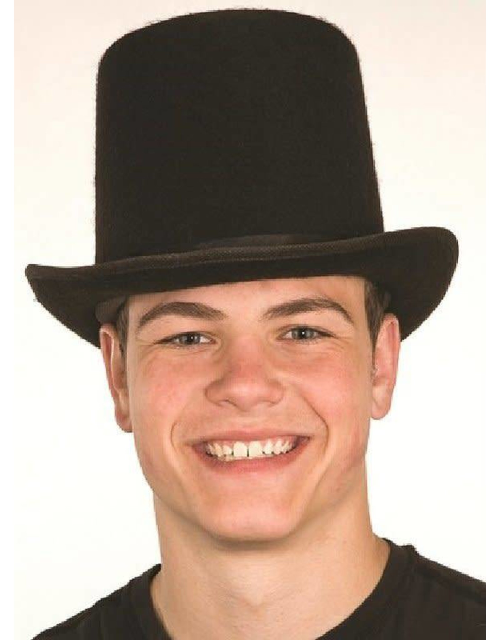 Jacobson Deluxe Felt Tall Tophat