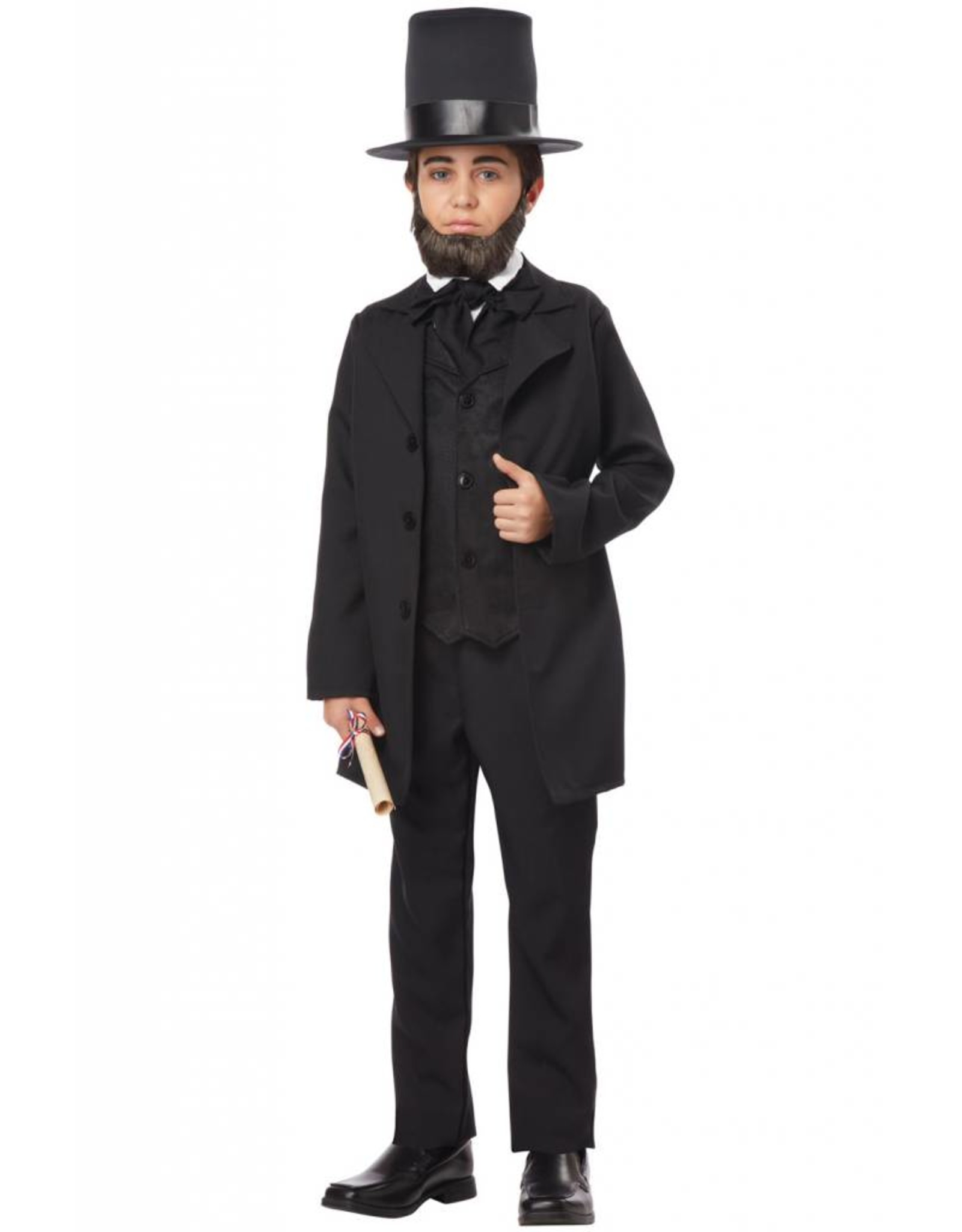 California Costume Abraham Lincoln
