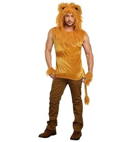 Dreamgirl King of the Jungle Lion