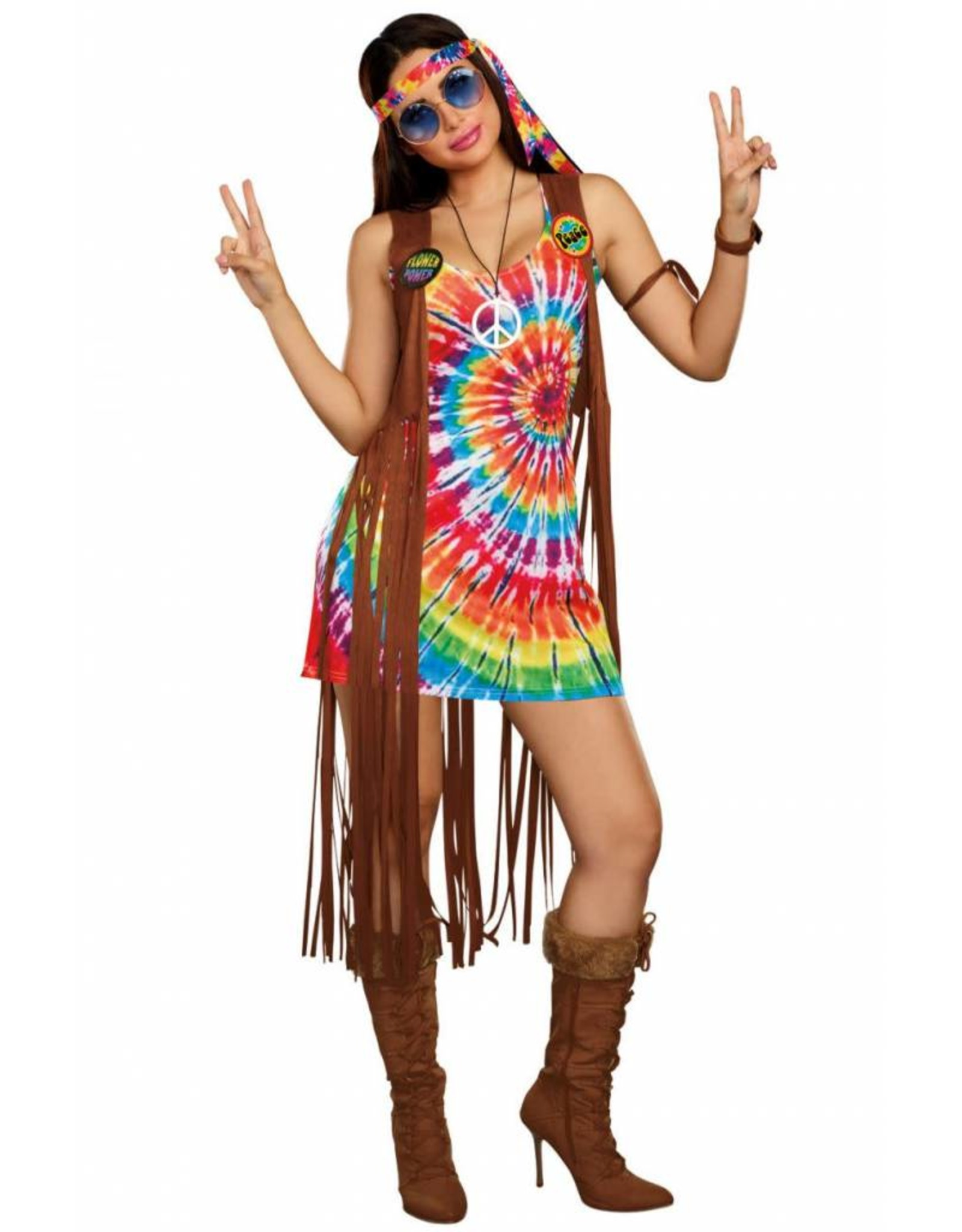 Dreamgirl Hippie Hottie