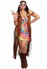 Dreamgirl Hippie Hottie Plus