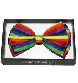 Leema Bow Tie Rainbow